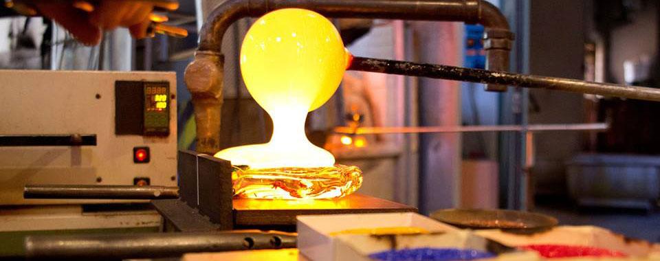 Murano Glass Factory.Vecchia Murano Glass Factory